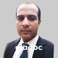 Nephrologist at Aziz Fatimah Hospital Faisalabad Dr. Salman Mahmood