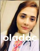 Physiotherapist at IHealth Care Centre Karachi Dr. Maria Khan