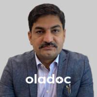 Orthopedic Surgeon at Karachi Medicos & Radiology Clinic Karachi Dr. Shohab Hyder Shaikh