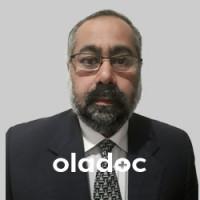 Best Gastroenterologist in Bahria Town, Rawalpindi - Dr. Syed Moin Uddin Shah