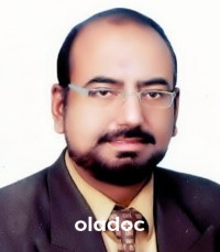 Pediatrician at Psychosocial Center (Hilal-e-Ahmer) Karachi Dr. Khalid Iqbal