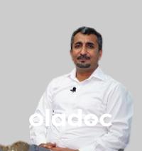Dr. Sayed Najmul Hassan (Orthopedic Surgeon) Islamabad