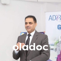 Best Doctor for Sarcoidosis in Peshawar - Dr. Farooq Ahmed