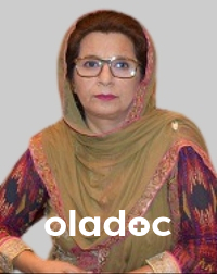 Best Gastroenterologist in New Garden Town, Lahore - Assoc. Prof. Dr. Amina Husnain
