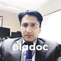 Consultant Physician at Get Well Medical Center Lahore Dr. Muhammad Tariq Ishaque