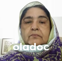 Best General Physician in Model Town, Lahore - Prof. Dr. Kaukab Bashir