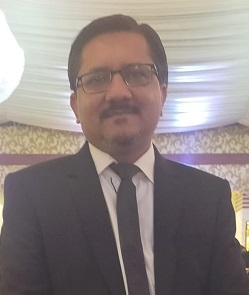 Nephrologist at The Medi-Call General Hospital Karachi Dr. Nabeel Samdani