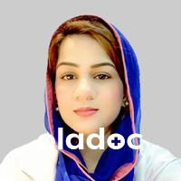 Psychologist at Capital Diagnostic Center (Media Foundation Plaza) Islamabad Dr. Mehreen Kanwal