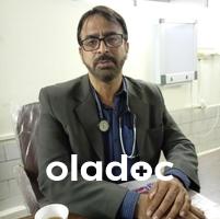 Best Internal Medicine Specialist in Karachi - Dr. Khalil ur Rehman