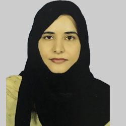 Dr. Nazia Rafique