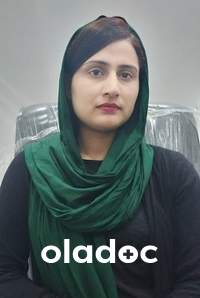 Best Physiotherapist in I-8 Markaz, Islamabad - Dr. Sana Riaz