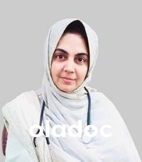 Maj. Dr. Saleha Batool (Gynecologist) Multan
