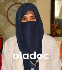 Ms. Saima Awan (Physiotherapist) Islamabad