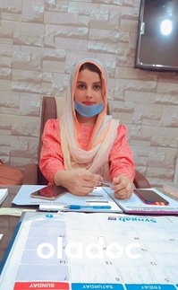 Best Nutritionist in Faisalabad - Dr. Rimsha