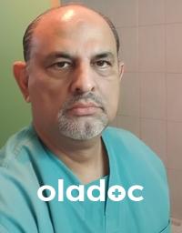 Best Thoracic Surgeon in DHA, Karachi - Dr. Syed Azfer Husain