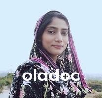 Best Dietitian in Islamabad - Ms. Dur E Najaf Ijaz