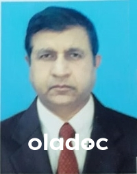Sexologist at KS Medical Centre Lahore Dr. Muhammad Nadir Khan