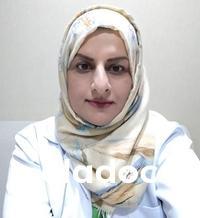 Gynecologist at Online Video Consultation Video Consultation Dr. Fozia Samar
