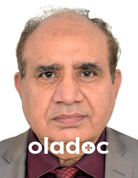 Best Eye Specialist in DHA, Lahore - Dr. Mohammad Zakir