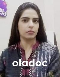 Best Nutritionist in Gulberg III, Lahore - Ms. Khudiaja Tahir Awan