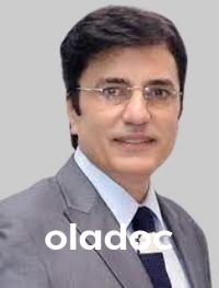 Best Cosmetologist in Model Town, Lahore - Dr. Ali Kazmi