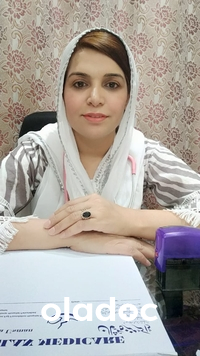 Best Doctor for PreEclampsia in Faisalabad - Dr. Munazza Usman