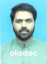 Physiotherapist at Hashmat Memorial Hospital Gujranwala Mr. Usama Nasir