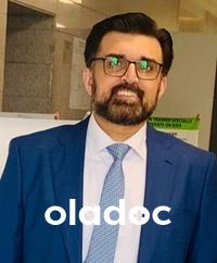 Best Internal Medicine Specialist in F-10 Markaz, Islamabad - Dr. Omar Idris Mufti