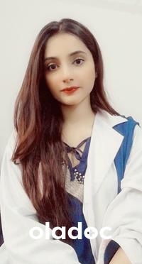 Best Dietitian in Lahore - Dr. Noor Fatima Rahim