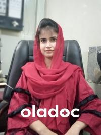 Physiotherapist at Rasul Orthopedic Surgimed Faisalabad Ms. Ayesha Habib