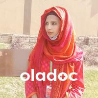 Physiotherapist at Al Shifa Hospital, Jaranwala Faisalabad Dr. Mahnoor Ch