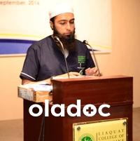 Best Dentist in University Road, Karachi - Dr. Khuzaima Ghadai