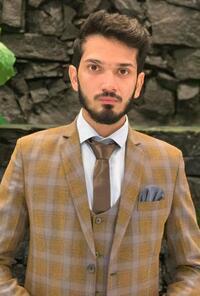 Physiotherapist at Syeda Khatoon-e-Jannat Trust Hospital Faisalabad Dr. Muhammad Ahmed Sajjad