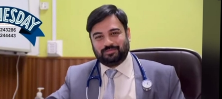 Best Doctor for Osteoporosis in Peshawar - Dr. Syed Abid Habib