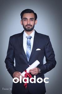 Best General Physician in Jehlum Road, Rawalpindi - Dr. Muhammad Hussnain Hafeez