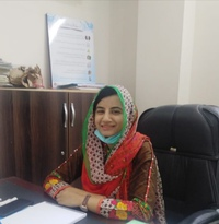 Best Doctor for Anxiety Disorders Treatment in Gujranwala - Ms. Saher Ishaq