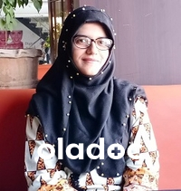 Best Physiotherapist in Wapda Town, Lahore - Ms. Shafaq Asma