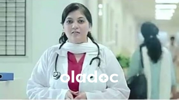 General Physician at Etmad Medical Center Karachi Dr. Saima Hussain