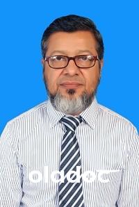 Pediatrician at oladoc Care Video Consultation Video Consultation Dr. Mushtaq Ahmed Memon