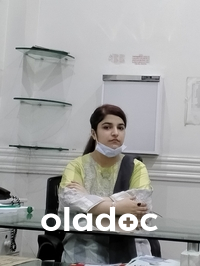 Best Physiotherapist in Faisalabad - Ms. Efra Akdas