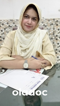 Best Psychiatrist in Johar Town, Lahore - Dr. Fatima Rizwan