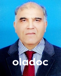 Best Doctor for Glaucoma Surgery in Islamabad - Prof. Col. (R) Dr. Naseer Raja