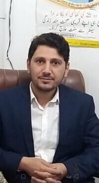 General Physician at Lady Reading Hospital Peshawar Dr. Raza Ullah Khan