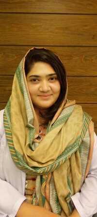Physiotherapist at Primax Medical Complex Rawalpindi Ms. Hadaiqa Naz