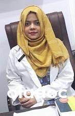 Best Nutritionist in Gujranwala - Ms. Shahzadi Uzma Khan