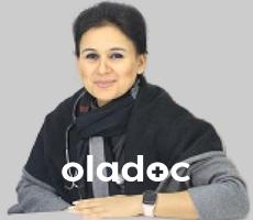 Best Critical Care Physician in DHA, Lahore - Dr. Arooj Fatima Gillani