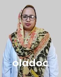 Best Doctor for Hemophilias in Rawalpindi - Dr. Khursheed Fatima