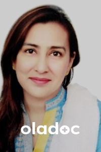 Dr. Saima Qureshi (Psychiatrist) Karachi