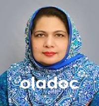 Best Pathologist in DHA, Lahore - Dr. Shabnam Bashir