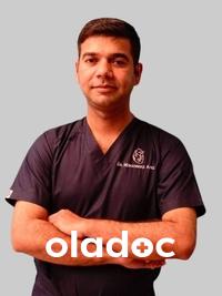 Best General Physician in University Road, Karachi - Dr. Mohammad Adeel